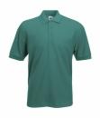 Herren Poloshirt Mischgewebe bis Gr.5XL / Fruit of the Loom 63-402-0 2XL Emerald