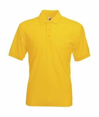 Herren Poloshirt Mischgewebe bis Gr.5XL / Fruit of the Loom 63-402-0 2XL Sunflower