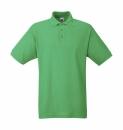 Herren Poloshirt Mischgewebe bis Gr.5XL / Fruit of the Loom 63-402-0 3XL Kelly Green