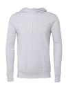 Unisex Poly-Cotton Pullover Hoodie bis Gr.2XL / Bella 3719 XL White