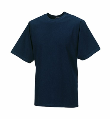 Herren T-Shirt /  Russell Zt180 / S French Navy
