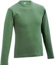 Herren Langarm Shirt / Slim Fit Longsleeve / James&Nicholson