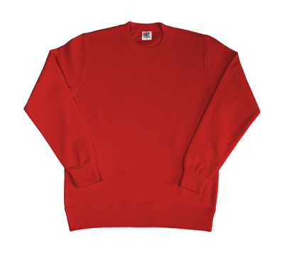 Damen Sweatshirt / SG20F / S Red