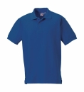 Herren Poloshirt / Russell Europe R-577M-0 / 4XL Azure