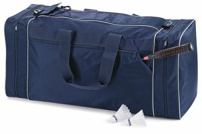 Jumbo Sports Bag - Mannschaftstasche /  Quadra QD80 / One Size (Format: 75x35x30 cm) Black