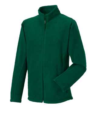 Herren Fleece Jacke / Russell Europe 8700M 4XL Bottle Green