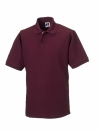 Herren Poloshirt - Russell 599M 2XL Burgundy