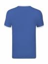 Herren T-Shirt / Fruit of the Loom 61-168-0 S Royal/White