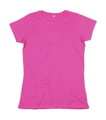 Damen Lang Shirt / Mantis M71 S Punk Pink
