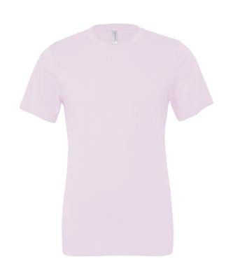 Damen, Herren Shirt, The Perfect Tee / Bella 3001 L Soft Pink