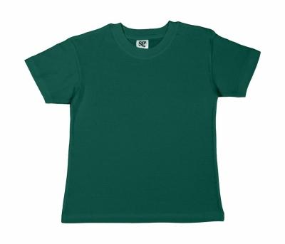 Kinder T-Shirt / SG15K 152/11-12Jahre Bottle Green