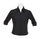 Damen Bluse / Kustom Kit KK715 XXL Black