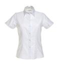 Damen Oxford Bluse / Kustom Kit KK360 L White