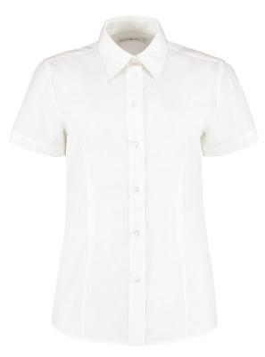 Damen Promo Bluse / Kustom Kit KK728 L White