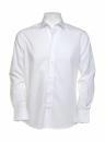 Herren Business Hemd / Kustom Kit KK131 / 15,5 (39/40cm) M White