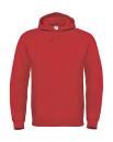 Herren Sweatshirt - Kaputzenshirt / B&C ID.003 / WU121 3XL Red