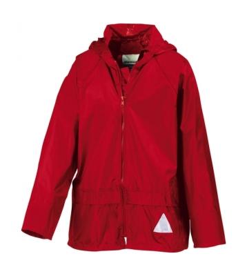 Kinder Schlechtwetter-Anzug / Result R095J L (140) Red