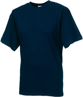 Leichtes Herren T-Shirt / Russell Europe 150M XL French Navy