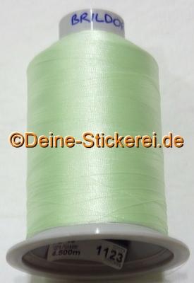 1123 Brildor - RGB Farbe 238, 255, 232