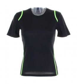 Black/Fluorescent Lime