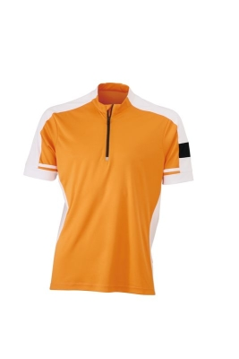 Orange/White/Black