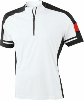 White/Black/Red