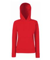 Damen Kapuzensweater bis Gr.2XL Fruit of the Loom 62-038-0
