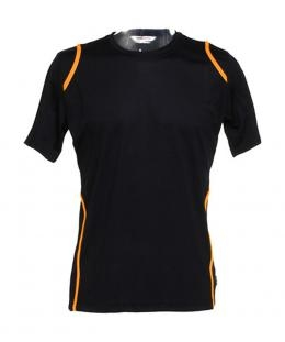 Black/Fluorescent Orange