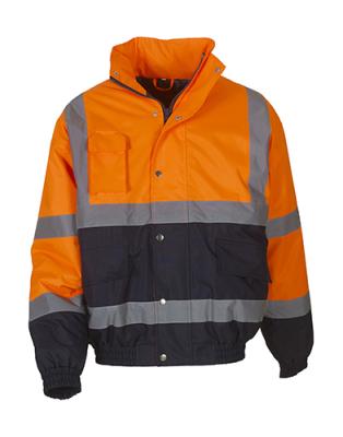 Fluo Orange/Navy