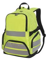 Hi-Vis Backpack London Rucksack / Shugon Hi-Vis 7702