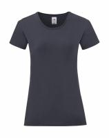 Damen Iconic T Shirt bis Gr.2XL - Fruit of the Loom 61-432-0