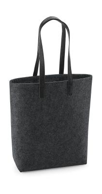 Charcoal Melange/Black